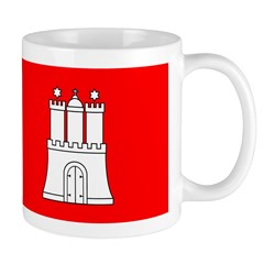 Hamburg Flag Mug