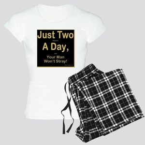Just Two a Day Women's Light Pajamas