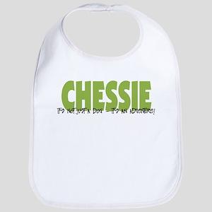 Chessie IT'S AN ADVENTURE Bib