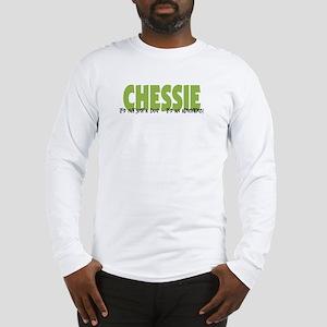 Chessie IT'S AN ADVENTURE Long Sleeve T-Shirt