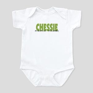 Chessie IT'S AN ADVENTURE Infant Bodysuit