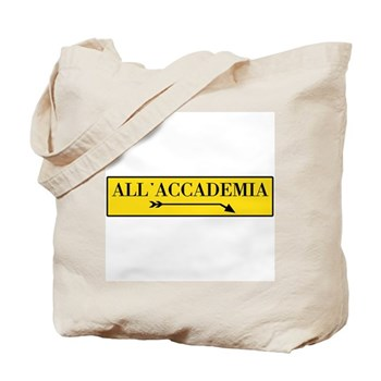 All'Accademia, Venice (IT) Tote Bag