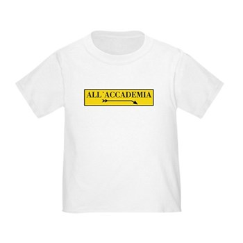 All'Accademia, Venice (IT) Toddler T-Shirt