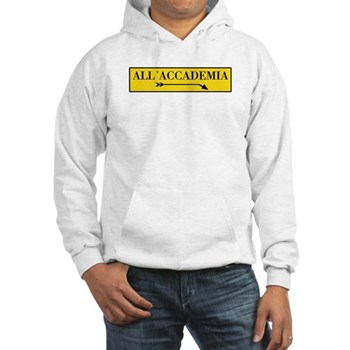 All'Accademia, Venice (IT) Hooded Sweatshirt
