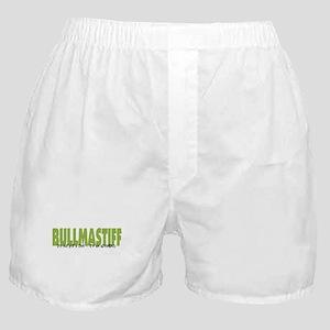 Bullmastiff ADVENTURE Boxer Shorts