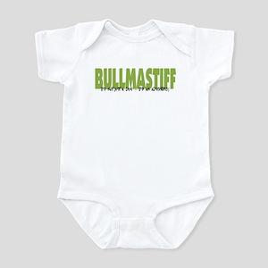 Bullmastiff ADVENTURE Infant Bodysuit
