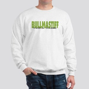 Bullmastiff ADVENTURE Sweatshirt