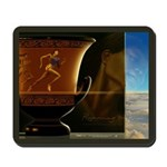 Running to Win Mousepad
