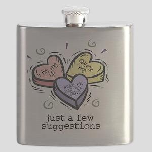 A Few Suggestions Flask