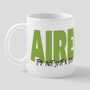 Airedale ADVENTURE Mug