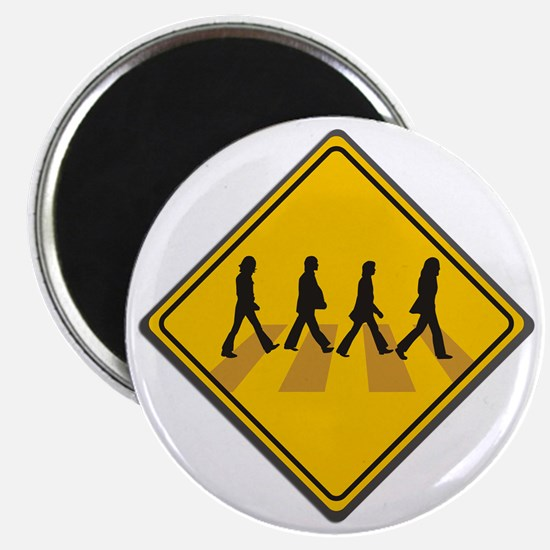 Abbey Road Xing Magnet