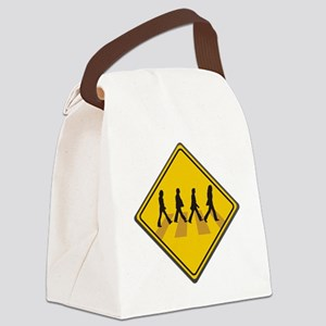 Abbey Road Xing Canvas Lunch Bag