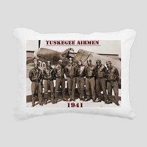 Airmen41 Rectangular Canvas Pillow