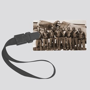 Airmen41 Large Luggage Tag