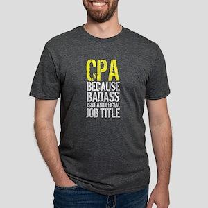 Badass CPA T-Shirt