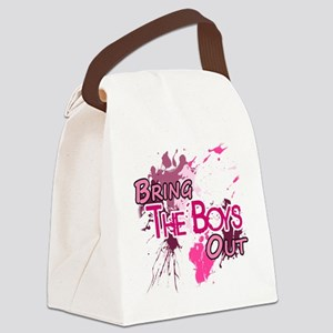 Bring the Boys Out Canvas Lunch Bag
