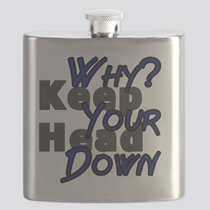 why keep your head down - dbsk Flask