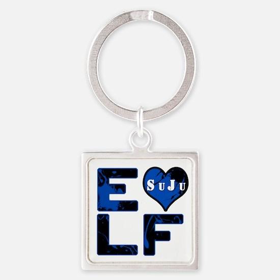 ELF - SuJu Square Keychain