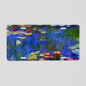 Laptop Monet WL1916 Aluminum License Plate