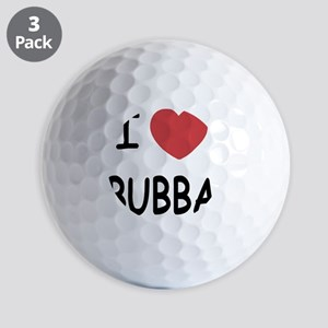 BUBBA Golf Balls