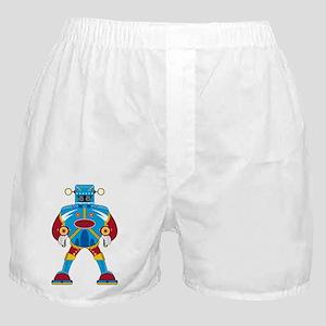 Giant Mecha Robot Boxer Shorts