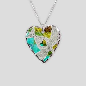 Spirit Necklace Heart Charm