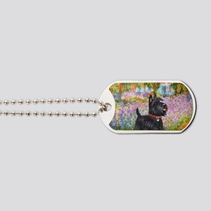 Garden-Scottish Terrier Dog Tags