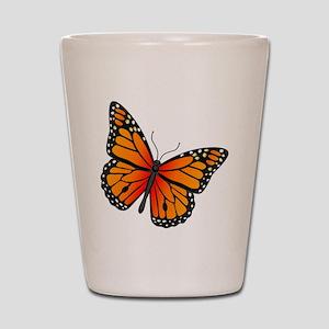 monarch-butterfly Shot Glass