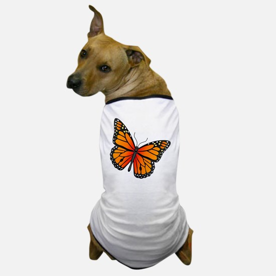 monarch-butterfly Dog T-Shirt