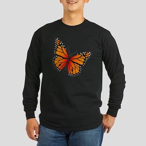 monarch-butterfly Long Sleeve Dark T-Shirt