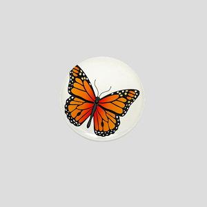 monarch-butterfly Mini Button