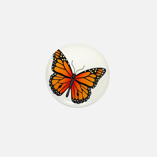 monarch-butterfly Mini Button