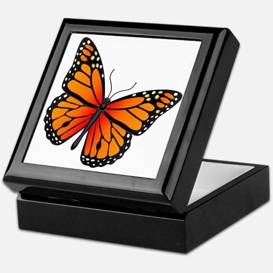 monarch-butterfly Keepsake Box