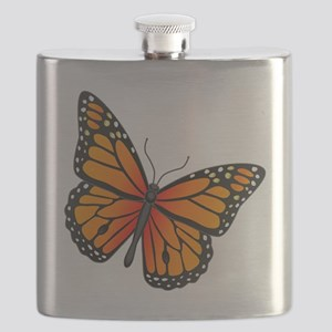 monarch-butterfly Flask