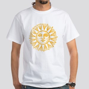 Sunny Day White T-Shirt
