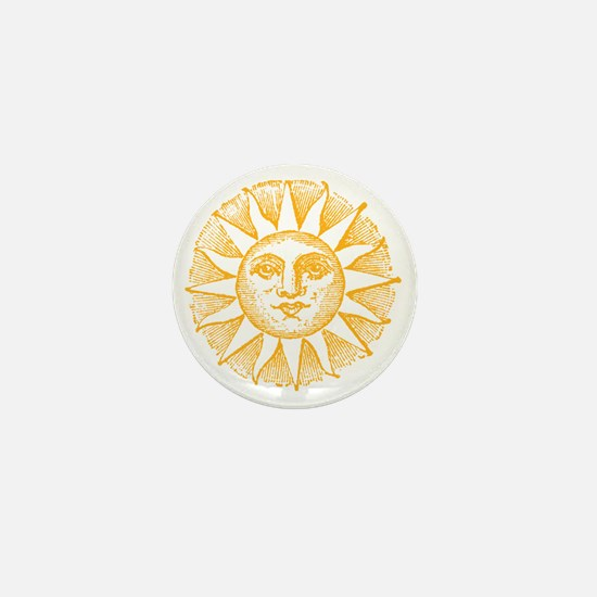 Sunny Day Mini Button