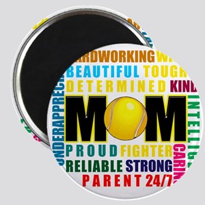 What is a Tennis Mom Magnet