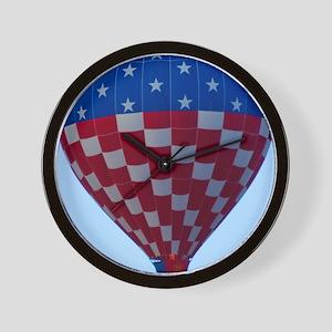 (6) Balloon 6822 Ascending Stars  Strip Wall Clock