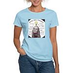 Write Way Designs Women's Light T-Shirt