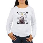 Write Way Designs Women's Long Sleeve T-Shirt