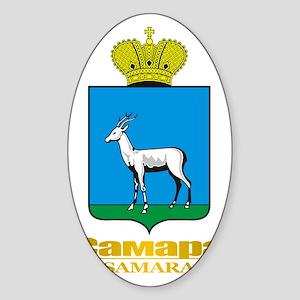 Samara COA Sticker (Oval)