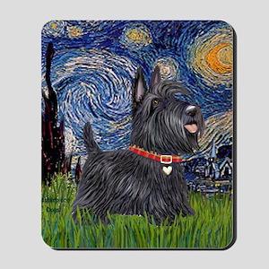 Starry - Scotty 15 Mousepad