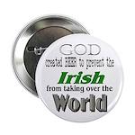 God, Beer & the Irish Button