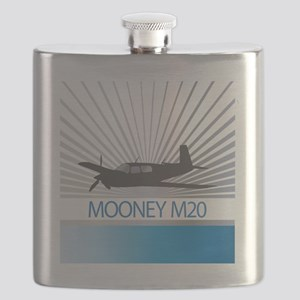 Aircraft Mooney M20 Flask