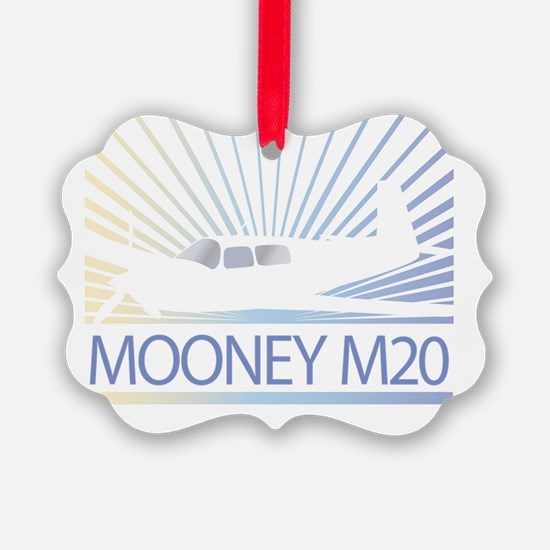Aircraft Mooney M20 Ornament