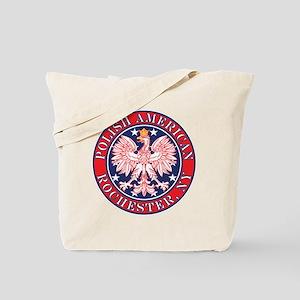 Rochester New York Polish Tote Bag