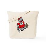 GirlBot Tote Bag