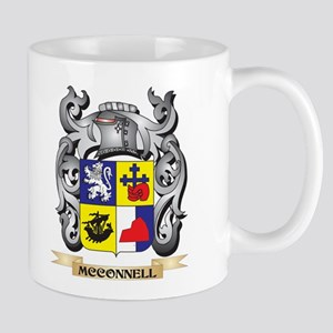 Mcconnell Coat of Arms - Family Crest Mugs