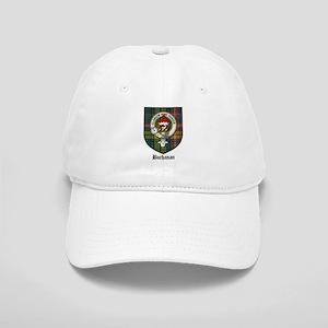 Buchanan Clan Crest Tartan Cap