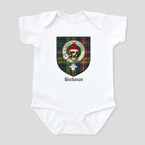 Buchanan Clan Crest Tartan Infant Bodysuit